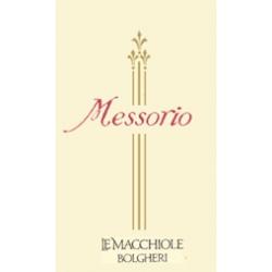 Messorio 2009 Azienda Agricola Le Macchiole lt.0,75