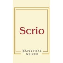 Scrio 2008 Azienda Agricola Le Macchiole lt.0,75
