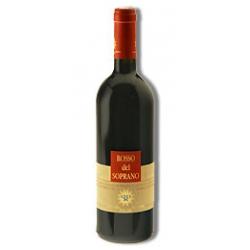 Rosso del soprano 2005 Palari lt 0,75